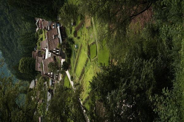 五箇山相倉集落の作例写真