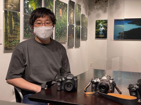 PENTAX K-3 Mark Ⅲ で撮影した写真展「Unison」に行ってきたの写真