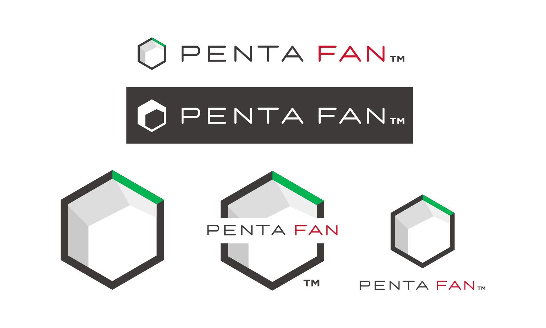ペンタファンロゴデータ